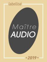 Engagement de qualité d'audioprothésistes Maitre audio
