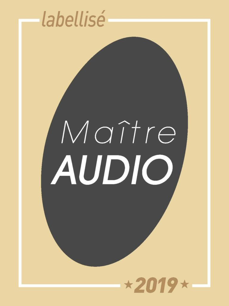 Engagement de qualité d'audioprothésistes Maitre audio