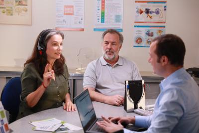 Label maitre audio qui certifie certains audioprothésistes professionnels
