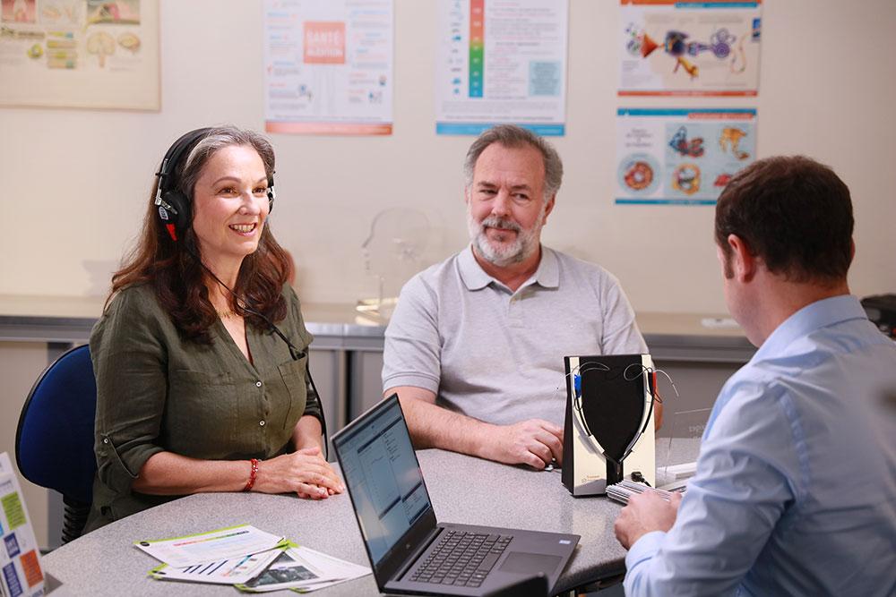 Maitre audio propose un Appareil auditif pour les personnes agées