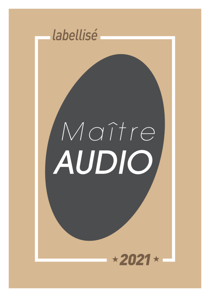 Label Maître Audio 2021