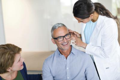 Maître Audio réforme 100% santé reste à charge zéro remboursement mutuelle test auditif en ligne acouphènes prothèse auditive rechargeable